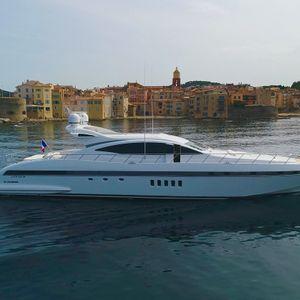 Charter Motor Yacht - France