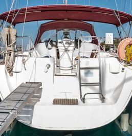 Beneteau Oceanis Clipper 393 | Nereus