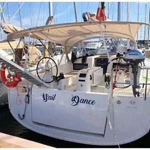 Jeanneau 440 | Sail Dance