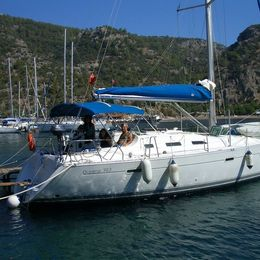 Beneteau Cyclades 39 | Lady Iris
