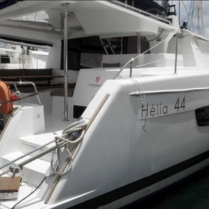 Fountaine Pajot Helia 44 | Karma