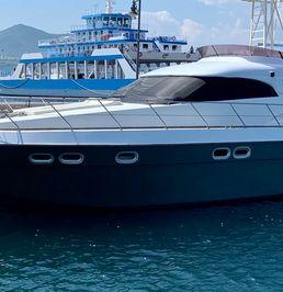 Custom Built 55   Queen Yacht