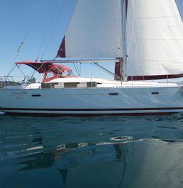 Beneteau Oceanis Clipper 393 | Skuribanda