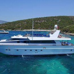 Motor Yacht 88 | Mystery