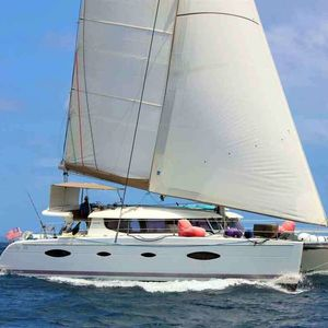 Fountaine Pajot Salina 48 | My Cherie Amour