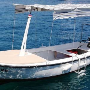 Pasara 490   Traditional boat