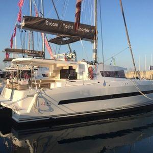 Yachtcharter Katamaran - Italien