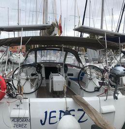 Jeanneau Sun Odyssey 519 | Jerez - Gran Canaria