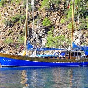 Gulet Cruise - Turkey