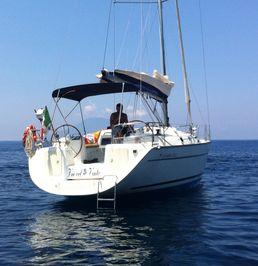 Beneteau Cyclades 39.3 | Via col vento
