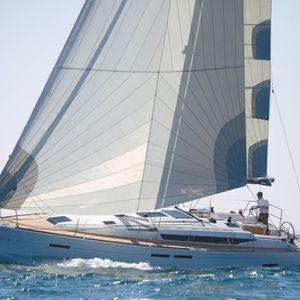 Jeanneau Sun Odyssey 449 | Sus