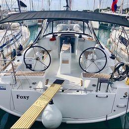 Beneteau Oceanis 38 | Foxy