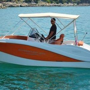 Barracuda 545 | Krk