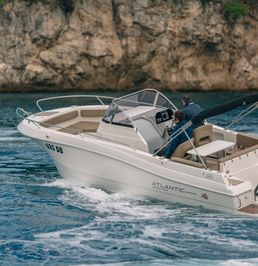 Atlantic Marine 750 | Open