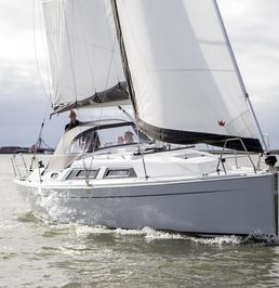 Hanse 325 | Bellefleur