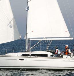 Beneteau Oceanis 34 | Blaubart