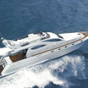 Jachta k nájmu - Itálie
