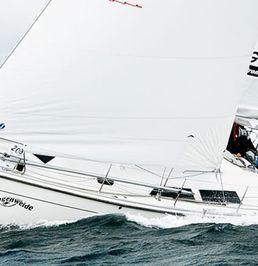 Hanse 370 Performance   Ougenweide