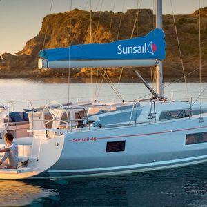 Beneteau Oceanis 46 | Sunsail 19