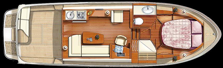 Linssen 34.9 Sedan | Balu