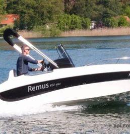 Remus 450   Doris