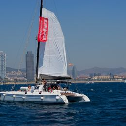 Outremer 42 | Blue Magic Cat
