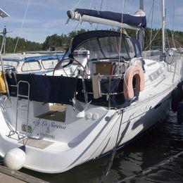 Beneteau Oceanis Clipper 343 | La Sirena