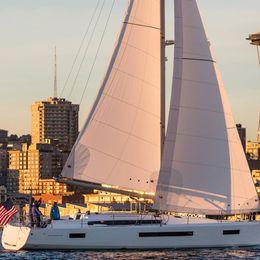 Jeanneau Sun Odyssey 490   White Pearl