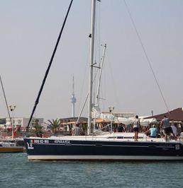 Beneteau Oceanis Clipper 393 | Esperanta