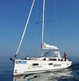 Beneteau Oceanis 38 | Santa Clara