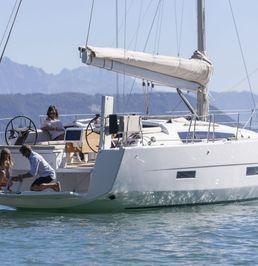 Dufour 430   Victoria