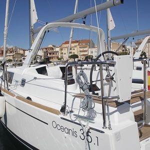 Beneteau Oceanis 35 | Llampuga-Barcelona