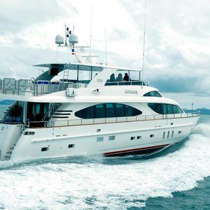 Ocean Yachts 95 | Lady Eileen 2
