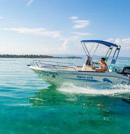 GS Nautica 470 | Open 1