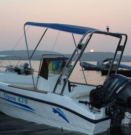 GS Nautica 470 | Open 3