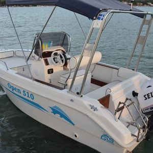 GS Nautica 510 | Open 2