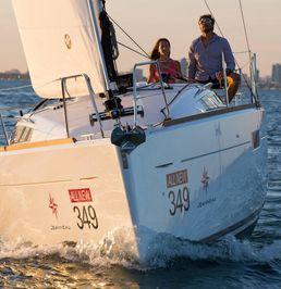 Jeanneau Sun Odyssey 349   Louanne