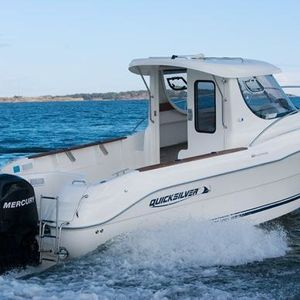 Quicksilver 640 | Pilothouse