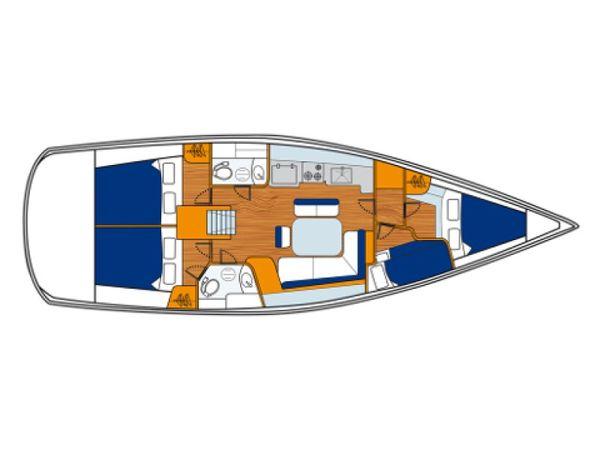 Beneteau Oceanis 43 | Playmaker