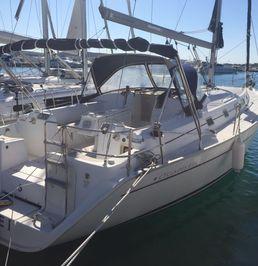 Beneteau Cyclades 43 | Kate 1