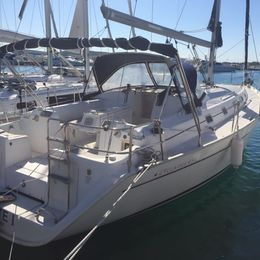 Beneteau Cyclades 43 | Kate 1