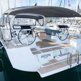 Beneteau Oceanis 55 | Antiopa