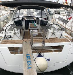 Beneteau Oceanis 41 | Ocellot Blue