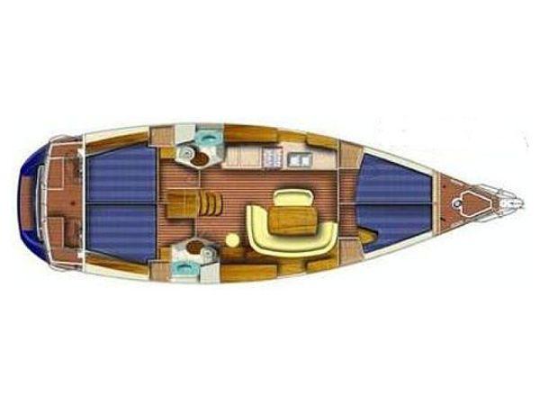 Jeanneau Sun Odyssey 45 | Big Blue