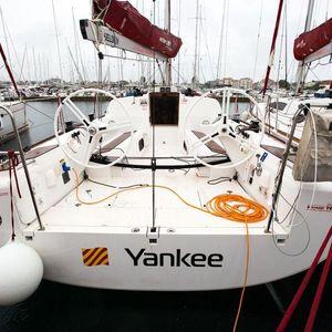 Elan 350   Yankee