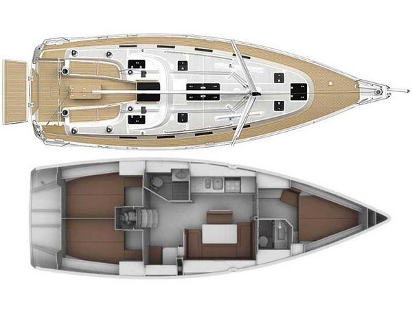 Bavaria Cruiser 40 S | Casablanca