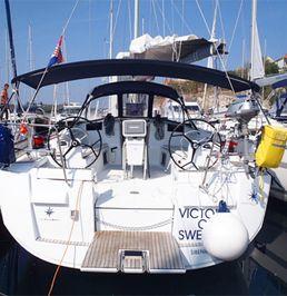 Jeanneau Sun Odyssey 439 | Victoria of Sweden
