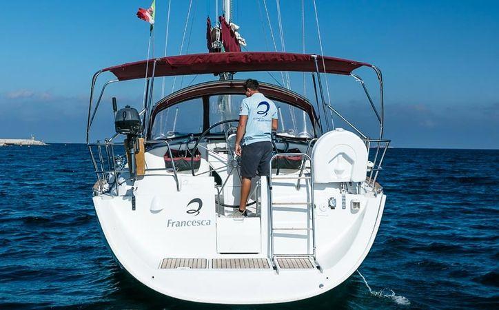 Beneteau Oceanis Clipper 411   Francesca