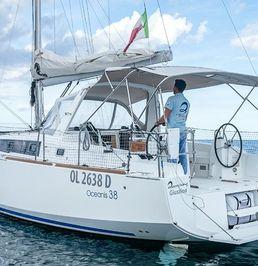 Beneteau Oceanis 38 | Giustina