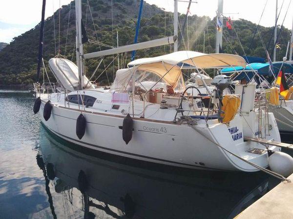 Beneteau Oceanis 43 | Sophia - Maria
